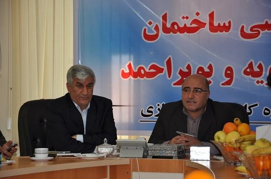 اعطای اعتبارنامه اعضای جدید هیئت مدیره سازمان نظام مهندسی ساختمان استان